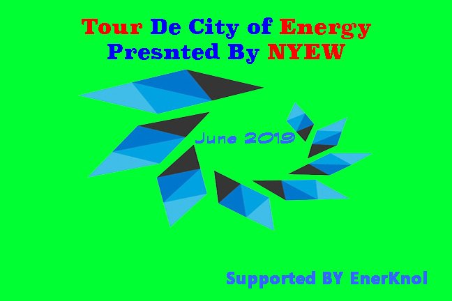 test Twitter Media - It will be the Center for Energy assembling. It will be the period of belief. We all are going to participate in the Tour de City of Energy presented by NYEW in the city of disruptors, dancing with the troupe of legendary renewable energy. Mark your calendar June 2019! https://t.co/ZZhGIAcchK