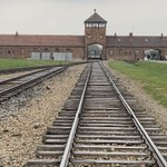 Image for the Tweet beginning: After visiting Auschwitz last weekend
