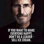 Image for the Tweet beginning: #icecream #leadership