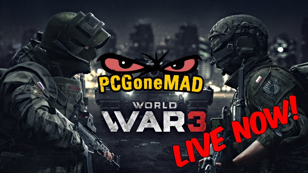 PCGoneMAD on Twitter: