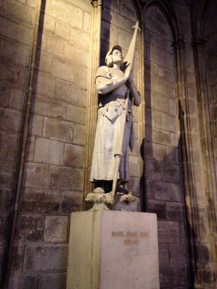 Chris McCormack's photo on Joan of Arc