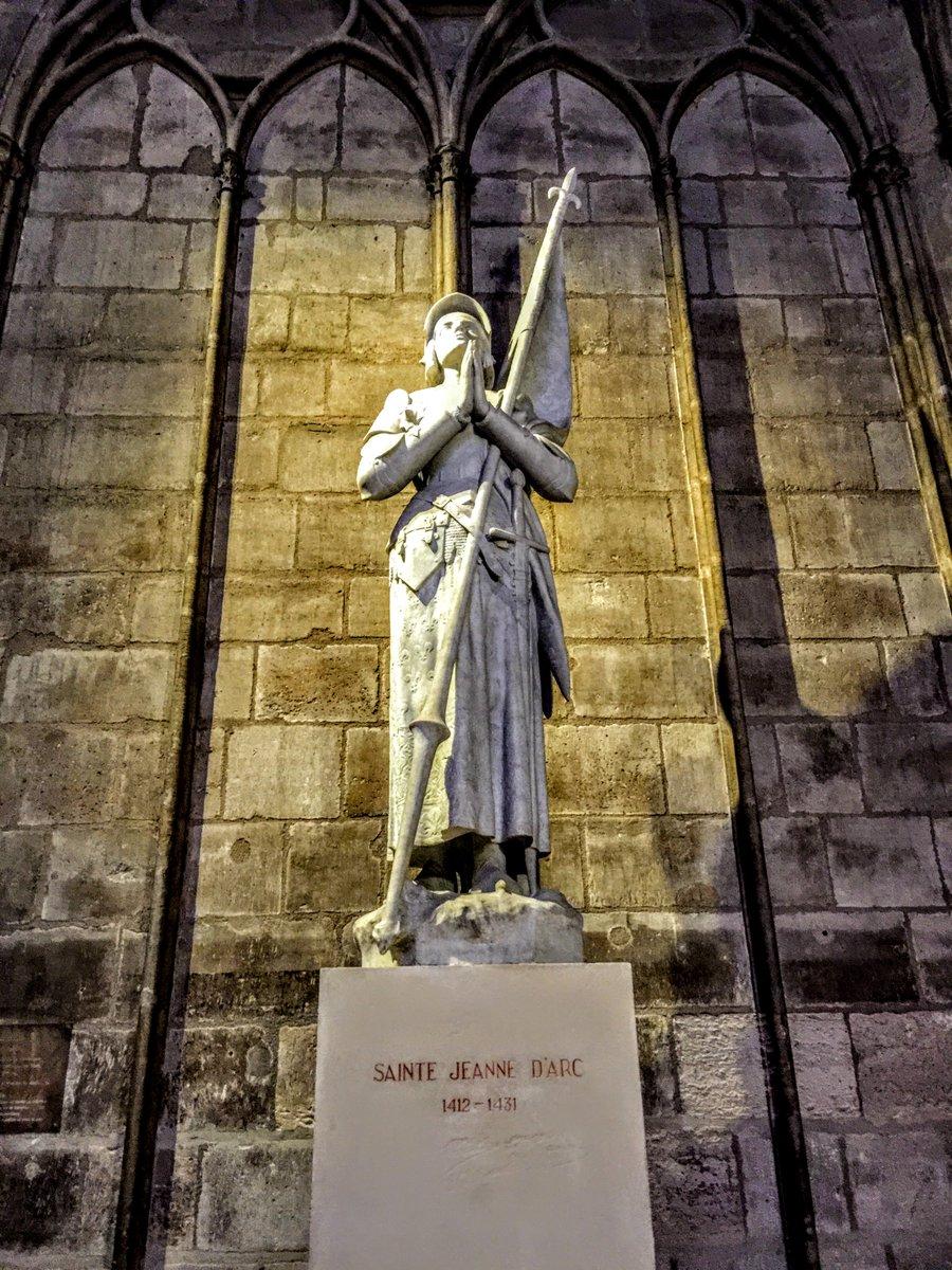 Fran Rossi Szpylczyn's photo on Joan of Arc