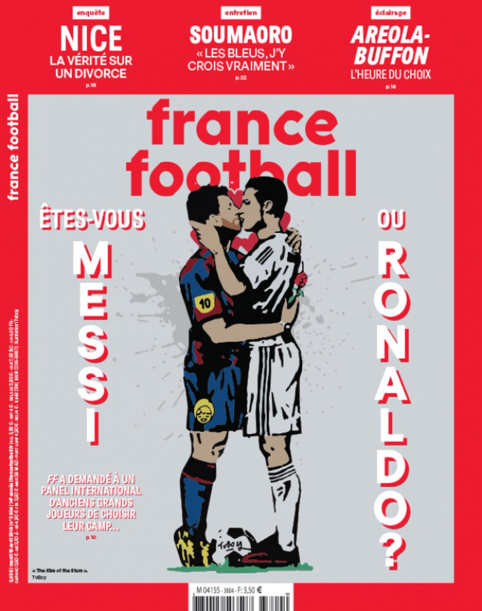OSCAR RESTREPO's photo on France Football