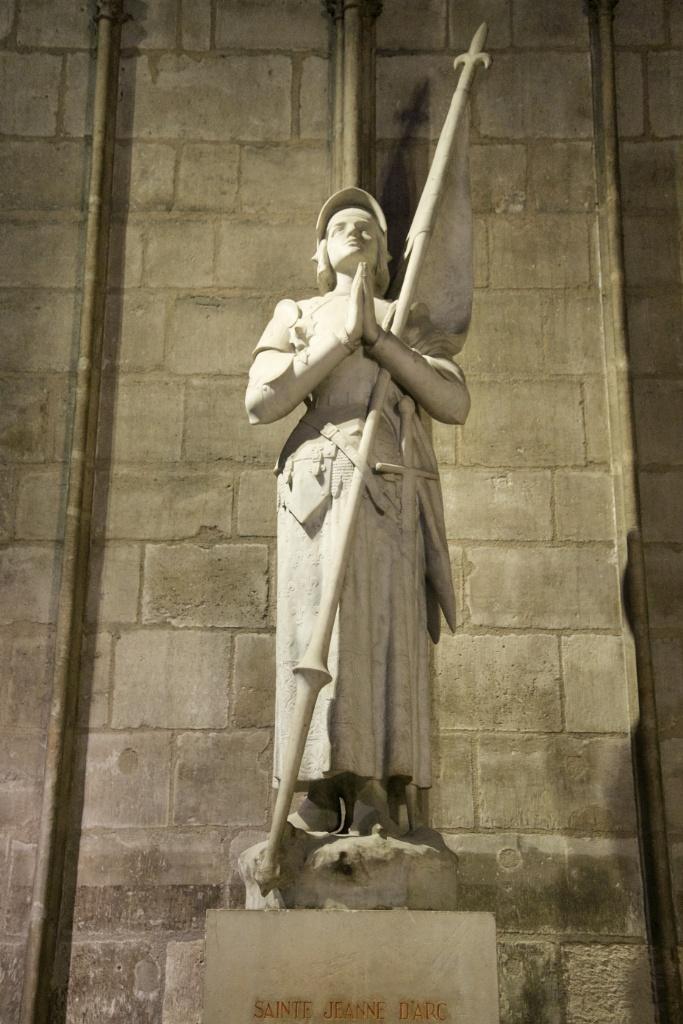 Jack Posobiec ✝️'s photo on Joan of Arc