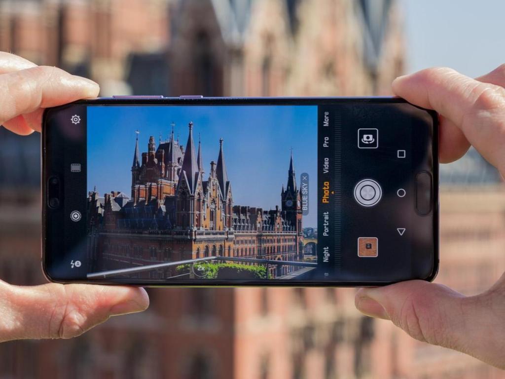 Смартфоны с хорошими фотокамерами