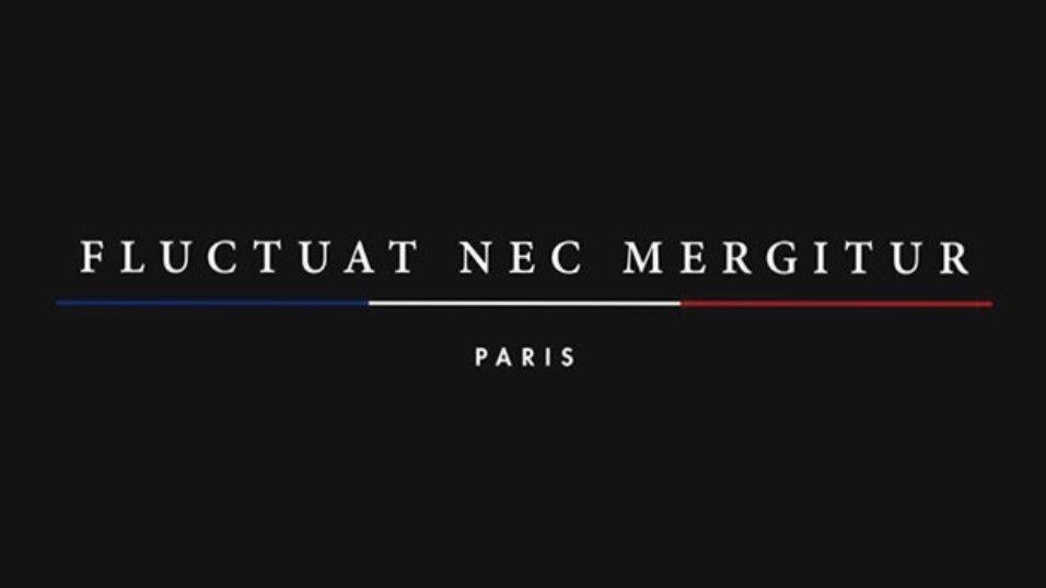"""Le « M » on Twitter: """"Fluctuat Nec Mergitur #Paris #NotreDame 🙏🏼… """""""