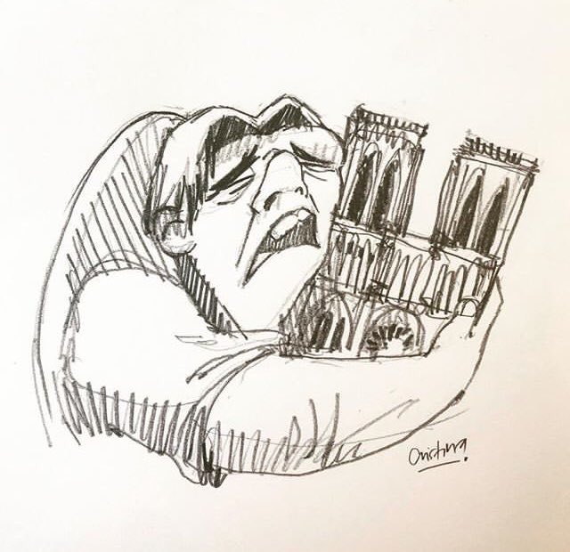 The Modernists's photo on The Hunchback of Notre Dame