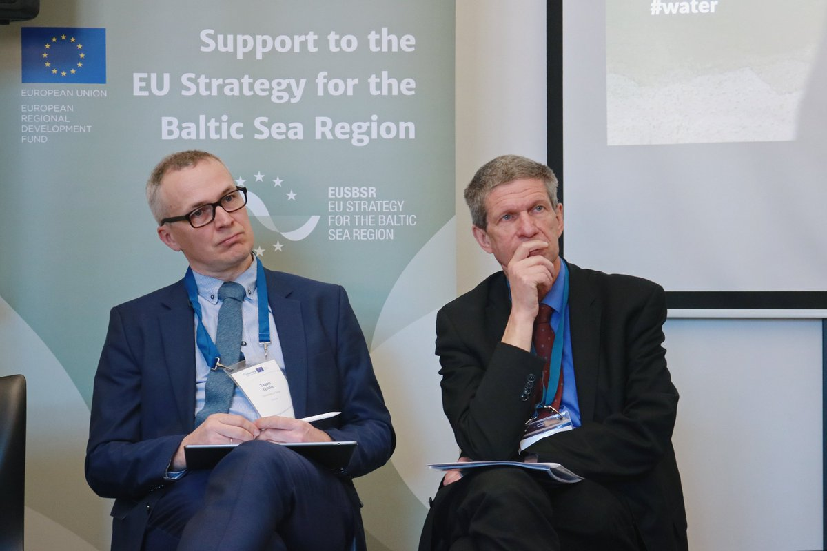 How #Interreg projects united by @BSRWater platform addressed bottlenecks in cross-sectoral #cooperation in #WaterManagement to improve policy dialogue & wastewater treatment in #BSR? That's one of topics discussed @Programme Conference w/ valuable contribution by @iwama_project!
