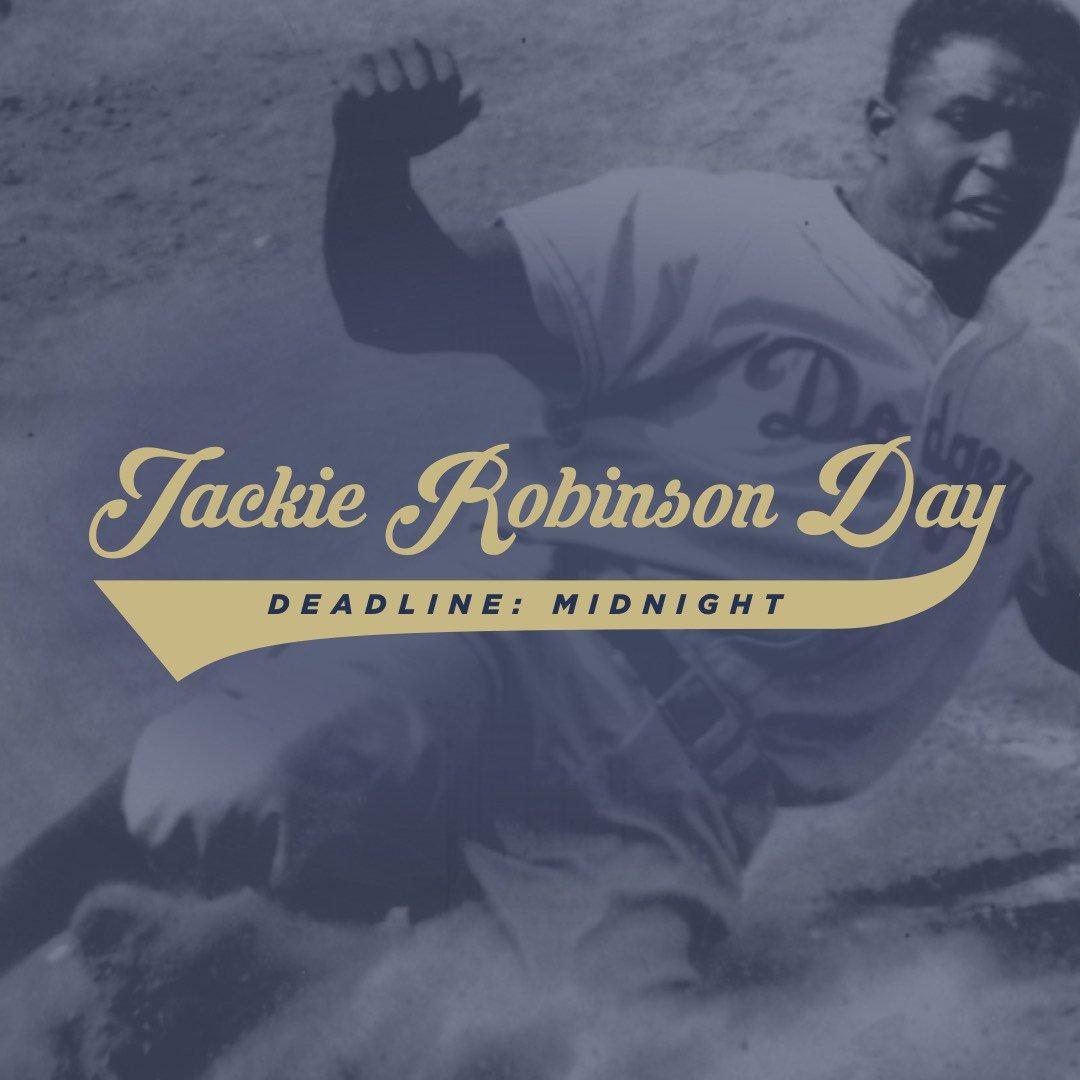 Jackie Robinson Fdtn's photo on #Jackie42
