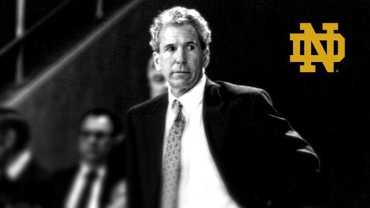 Notre Dame Fighting Irish NCAA Basketball: 'Coach MacLeod was a class act on all fronts. He was a great educator to so many young ...