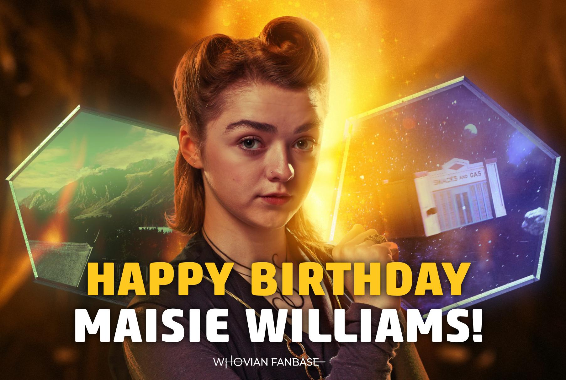 Happy Birthday to the mysterious hybrid immortal herself, Have a fantastic day!