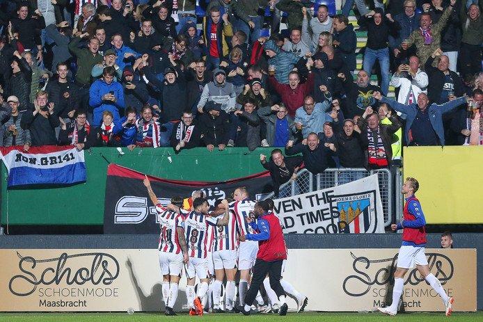 Willem II krijgt 900 extra kaarten voor de bekerfinale. Dat betekent dat er 18.400 supporters van Willem II in de Kuip zullen zijn!