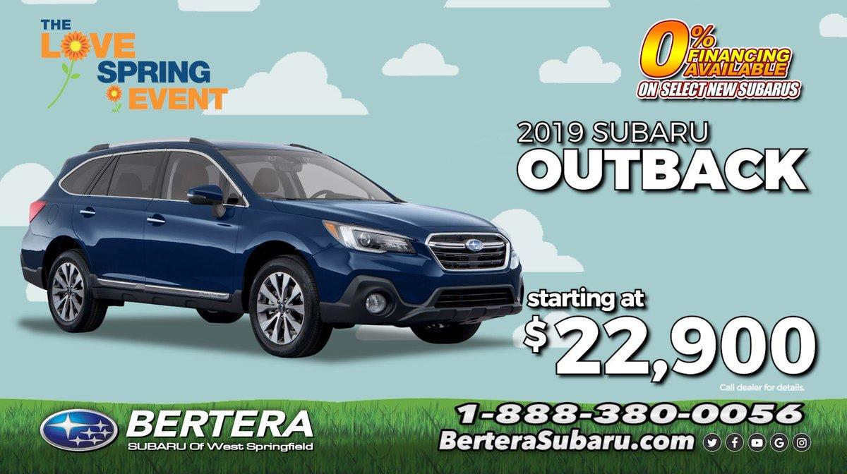 Bertera Subaru West Springfield >> Bertera Subaru Bertera Subaru Twitter