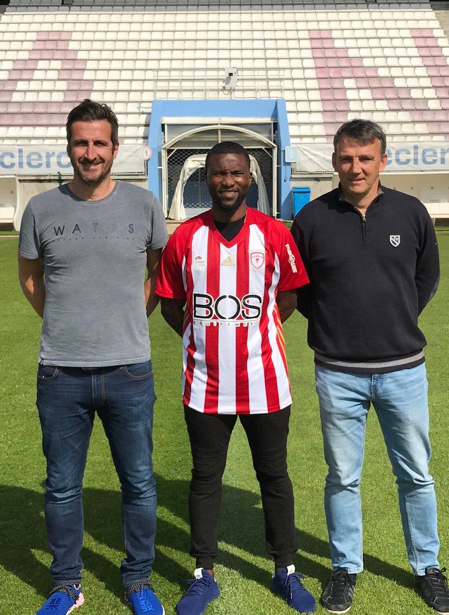 """EspoirsduFootball on Twitter: """"Oh, Franck Djadjedje qui signe à l ..."""