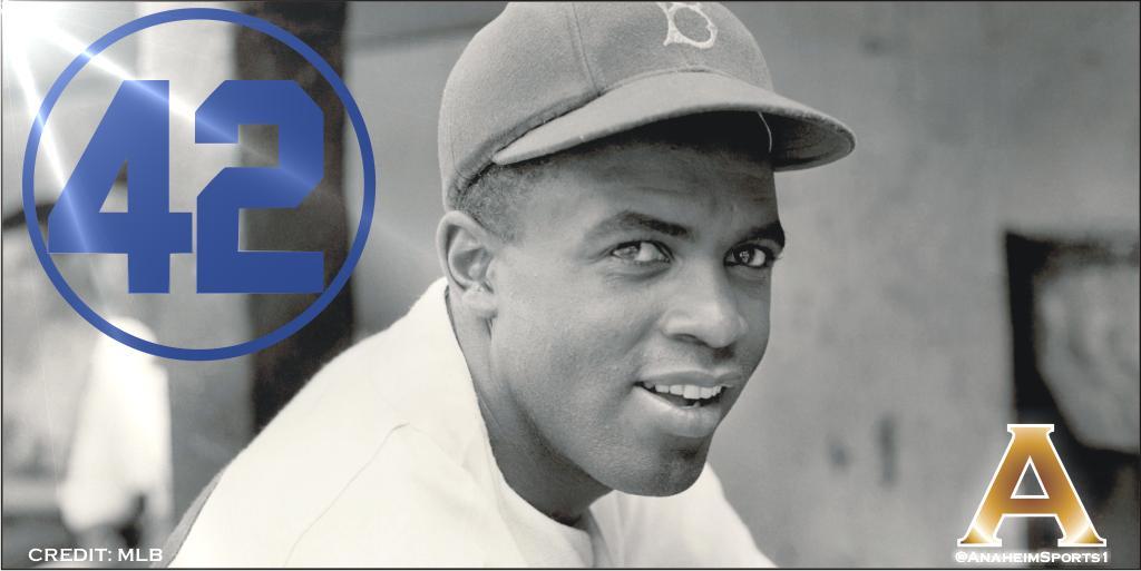 Here&#39;s To You Mr. Robinson   #JackieRobinsonDay #ThankYouJackie <br>http://pic.twitter.com/jSUiAZJ2xT