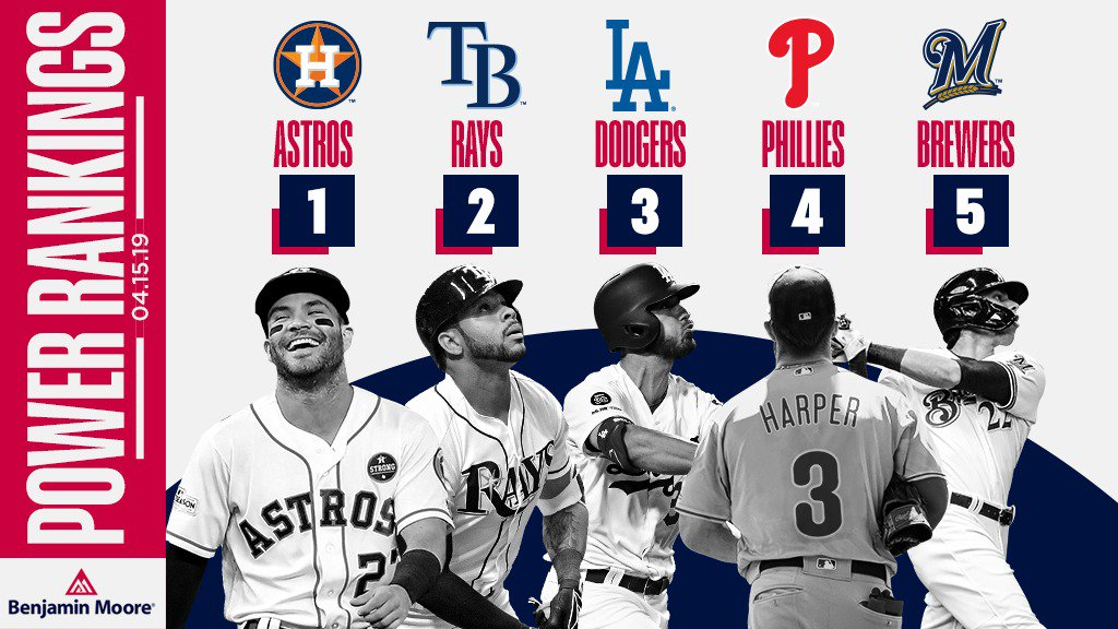 We're sure there won't be any debate in our mentions. 😉 http://atmlb.com/2GrvLi9   (MLB x @Benjamin_Moore)