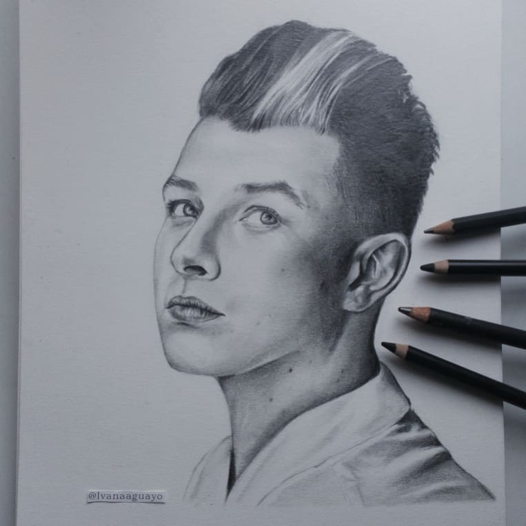 Can never thank u guys enough for the never-ending support. Dedicating this post to some fan art! U guys are very talented #WorldArtDay @john_newman_for_fans, @ivanaaguayo & @Temjra934  via Instagram <br>http://pic.twitter.com/RuHtxVKgOK