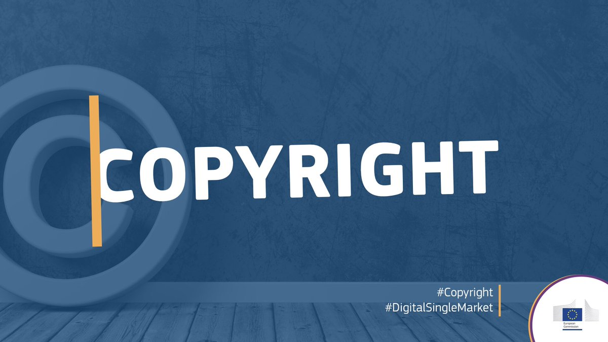 DigitalSingleMarket's photo on #Copyright