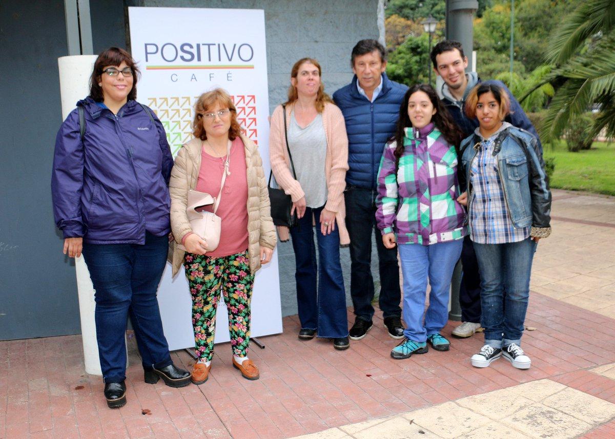 Falta poco para la apertura del Café Positivo, un bar atendido por personas con discapacidad en la plaza Yrigoyen, San Isidro. Con esta  iniciativa de inclusión laboral, los jóvenes van a tener un espacio para desarrollar su potencial, y los vecinos un nuevo punto de encuentro. https://t.co/XUrPAZcOaA