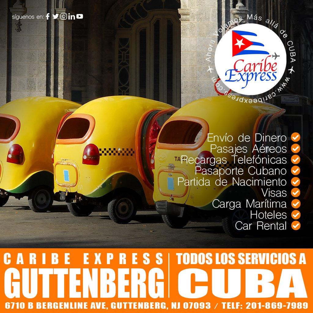 Caribe Express Tampa