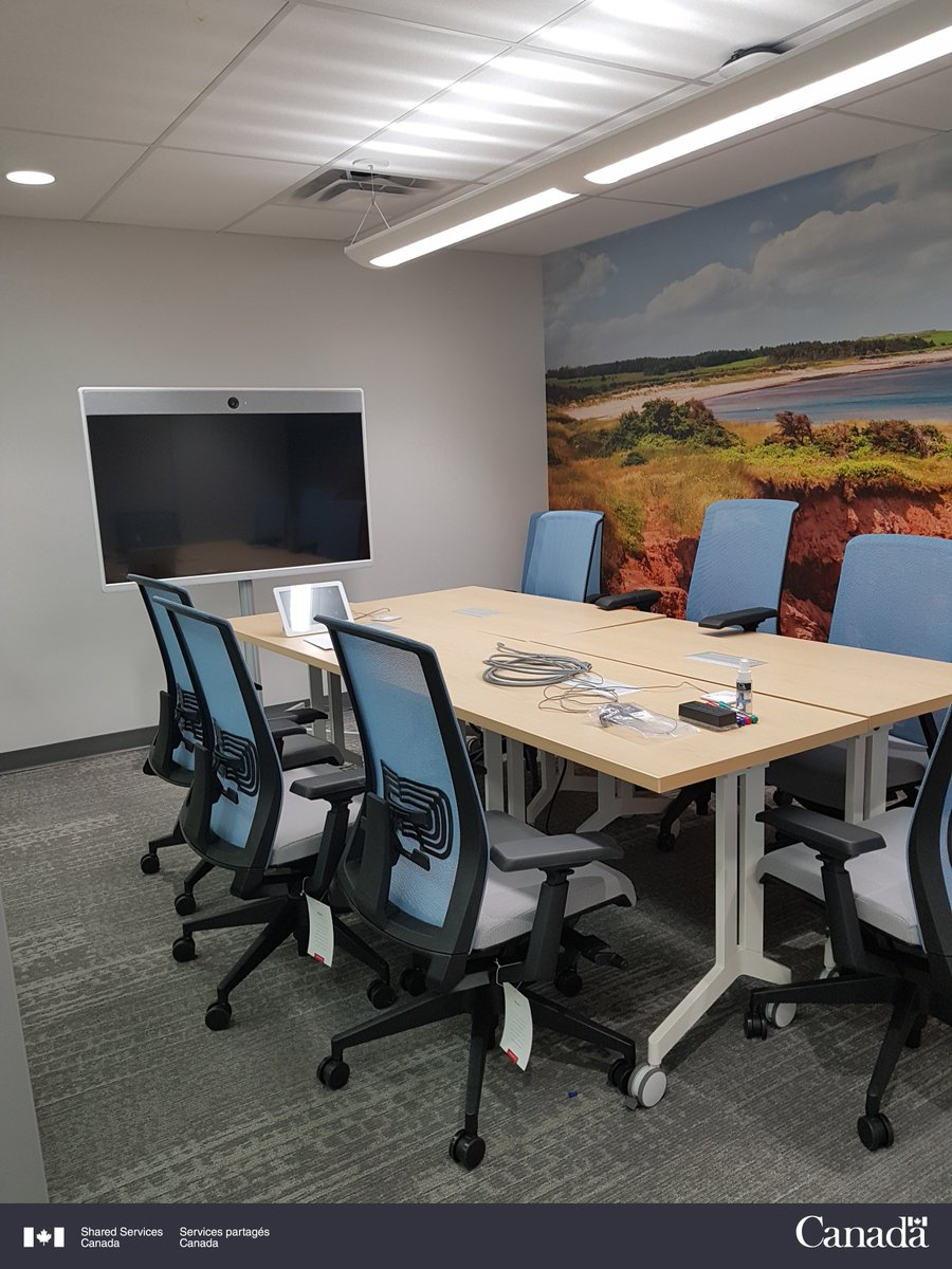 #DYK: We've opened another #GCworkplace location? This open space is located in the Harry Hays building in Calgary and promotes flexibility and collaboration #GCdigital
