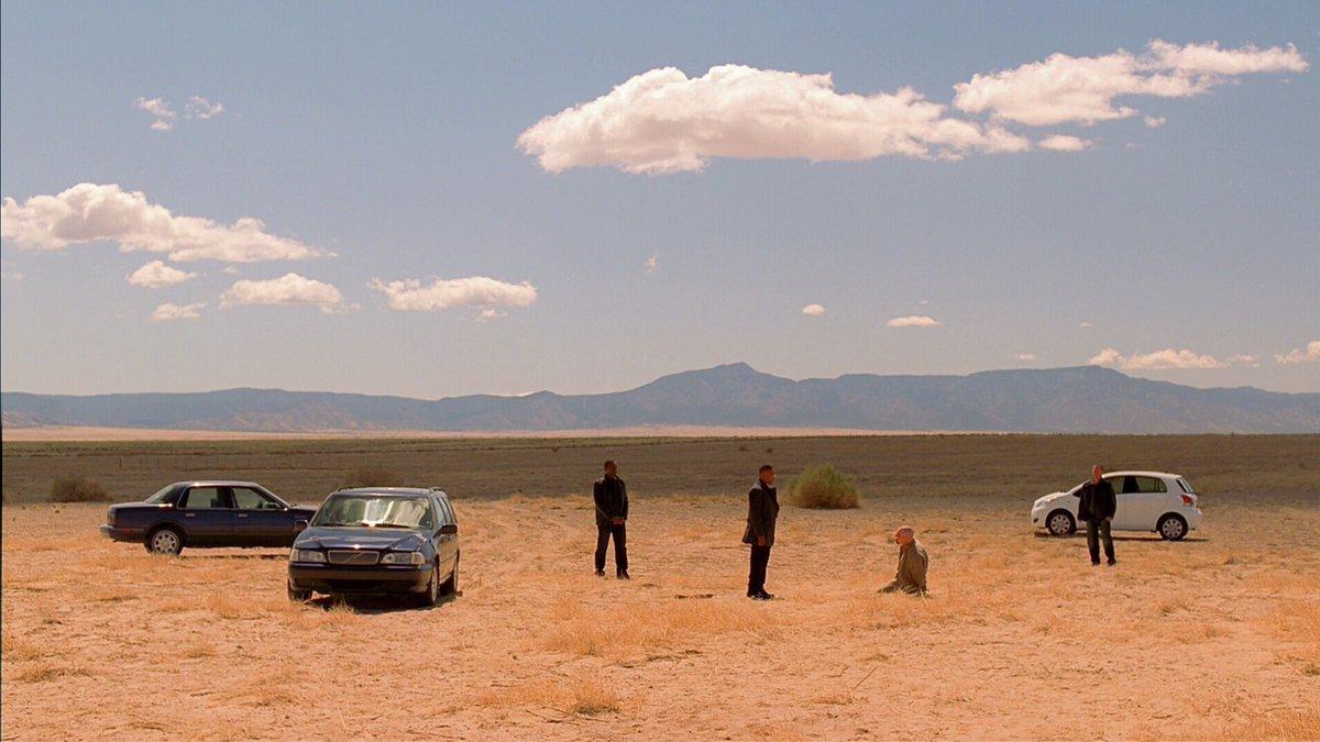Breaking Bad (2011)  Director: Scott Winant  Cinematographer: Michael Slovis