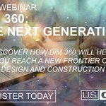 "Image for the Tweet beginning:  Upcoming Live Webinar: ""BIM"