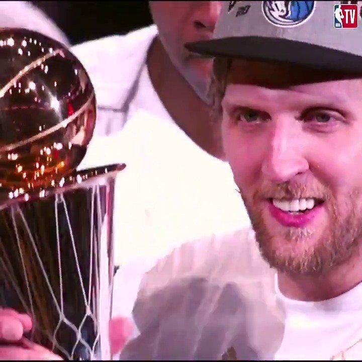 Dirk's 2011 #NBAPlayoffs run was simply legendary. 🏆  #MVPMondays