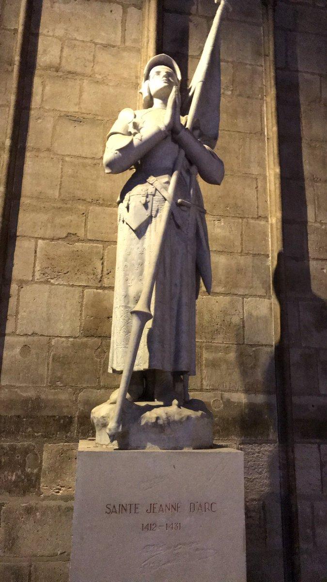 Steven 🇺🇸🇮🇹🇻🇦🏴☠️'s photo on Joan of Arc