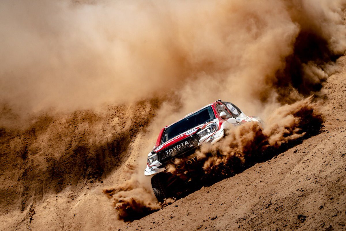 The new #Dakar #Rally adventure is in #SaudiArabia! #Dakar2020 <br>http://pic.twitter.com/P7XoDpv5LQ
