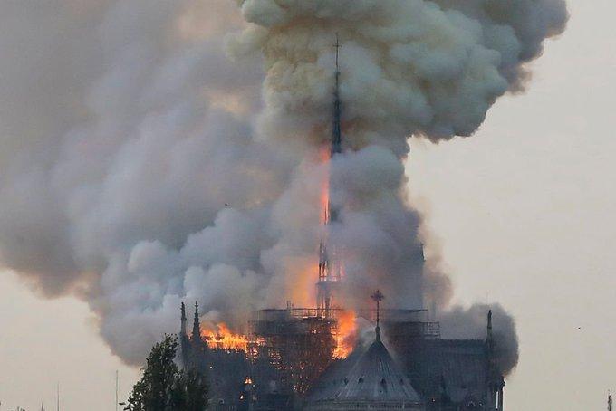 Catedral de Notre Dame Photo