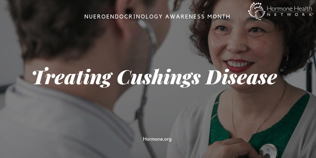 Diagnosing Cushings disease can be difficult because symptoms develop slowly. Also, increased cortisol levels happen in cycles. Find out more on http://hormone.org . http://ow.ly/ae6y30oqYkW