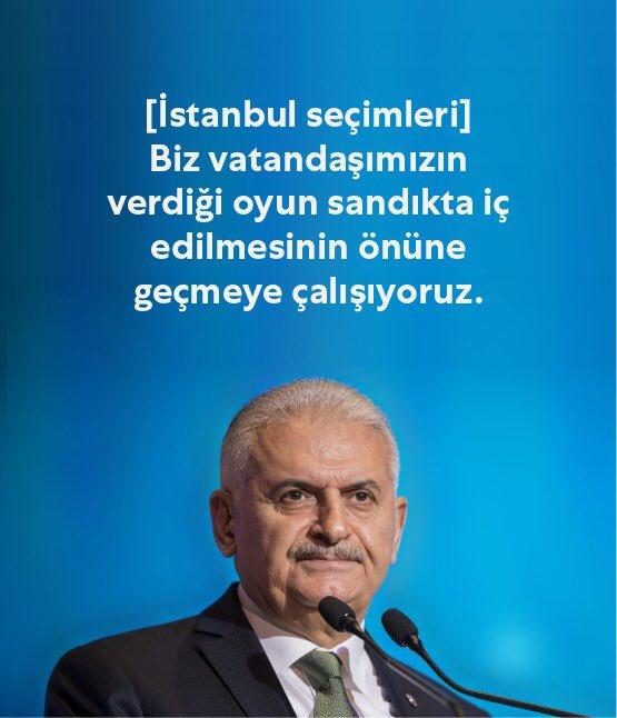 RT @newbahar00: #SeninleyizBinaliBaşkan #İstanbuldaYeniSeçimİstiyoruz https://t.co/vlkjGk7qBw