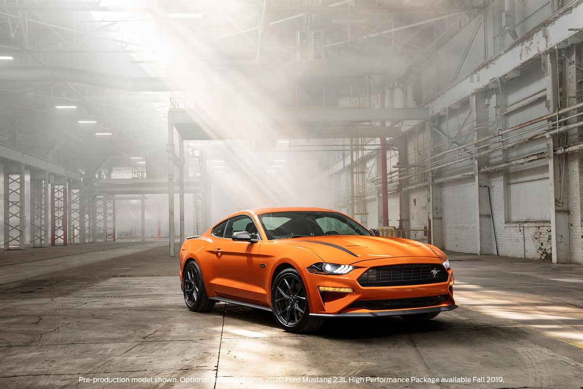 Beauty comes in all shapes but for us its in the shape of the new 2 3l high performance package mustangweek fordmustang pic twitter com 6nz92y8ejj