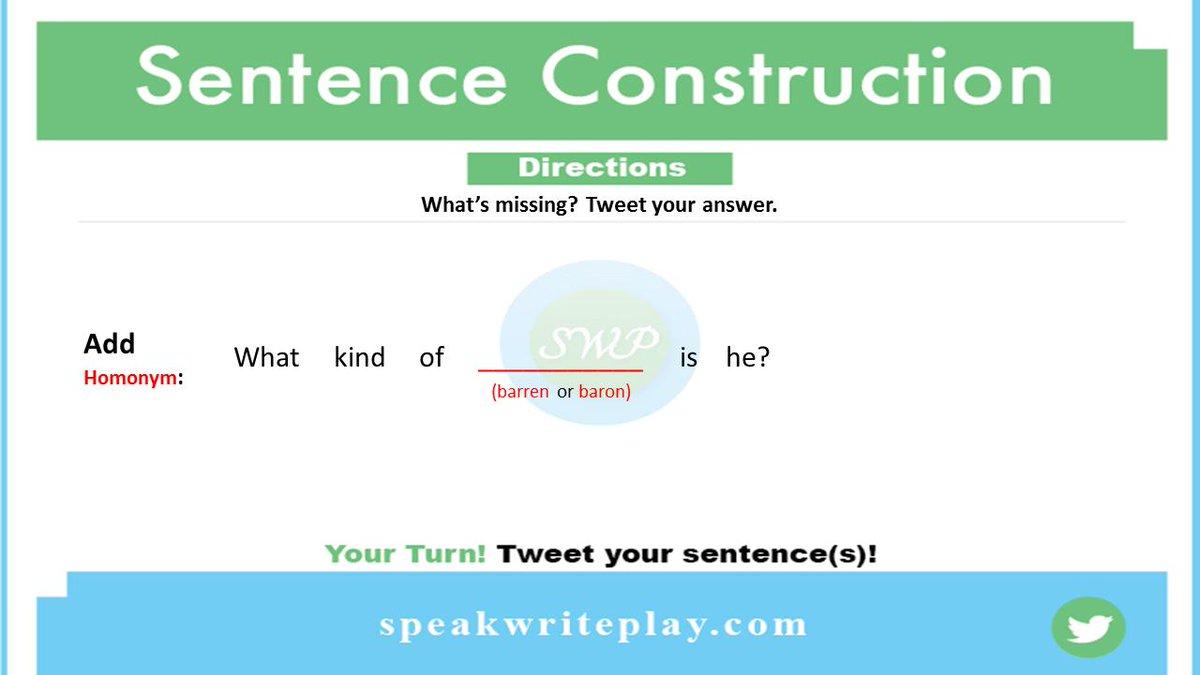 Speak Write Play's photo on #mondaythoughts