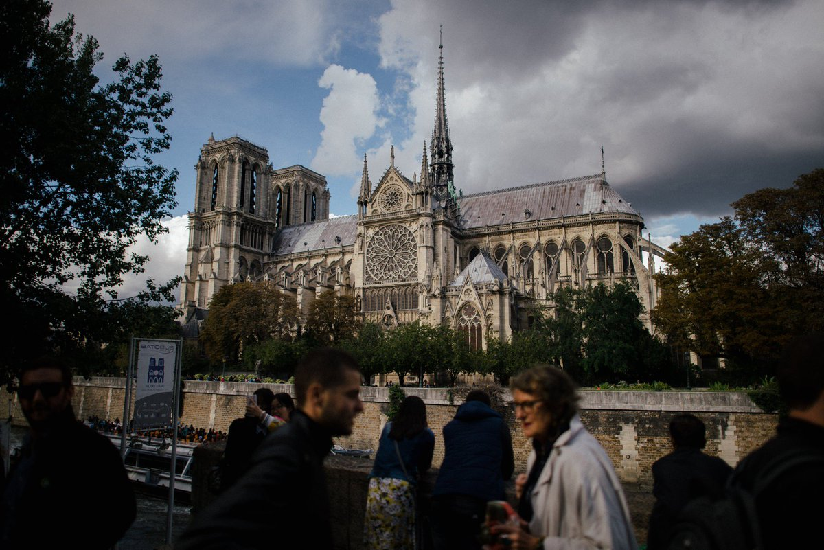 This 2017 @nytimesworld piece about need for restoration at Notre Dame is even more heartbreaking now. https://nyti.ms/2yvx74e