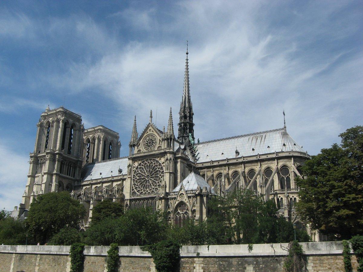 Prayer! Pray for Notre Dame🙏