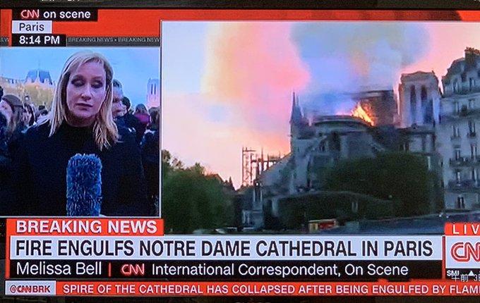 大規模火災 写真