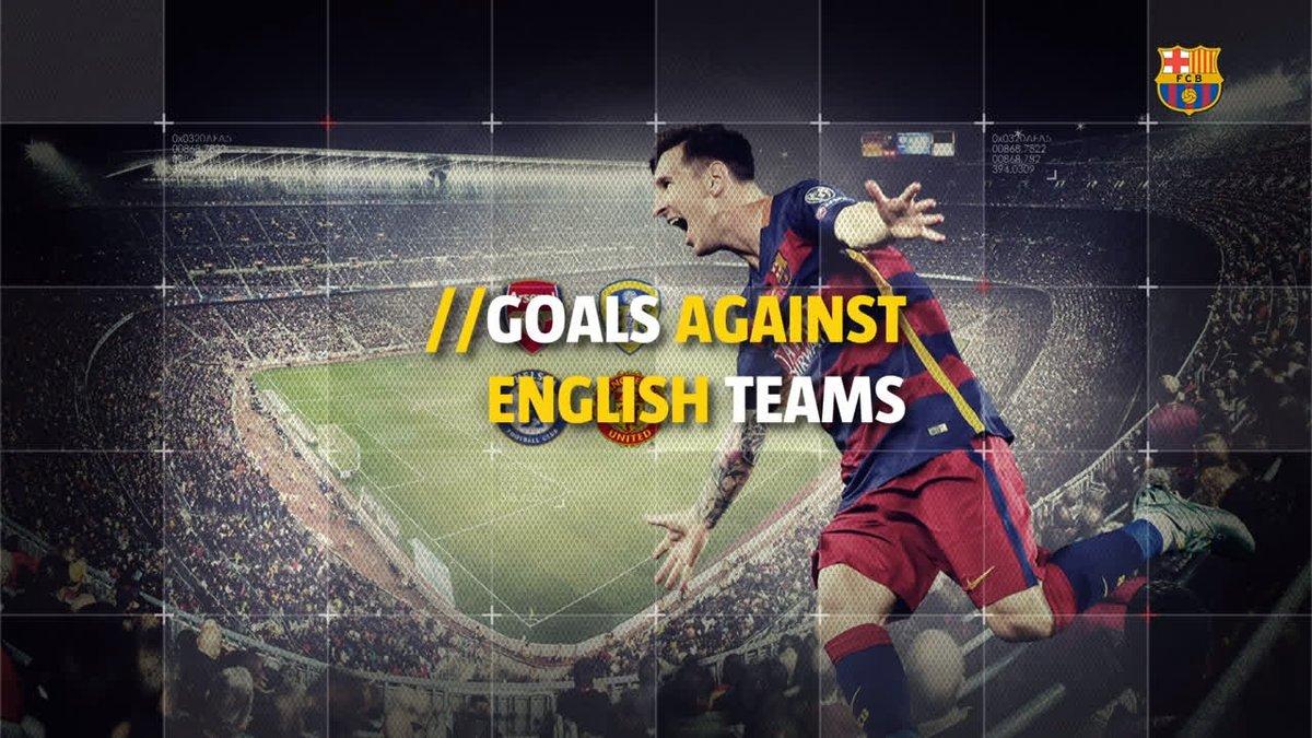 🔝 Barça'nın İngiliz takımlarına 🏴 karşı en güzel golü hangisi?  🔁 RT: @10Ronaldinho 🆚 Chelsea  ❤ Beğen: @andresiniesta8 🆚 Chelsea 💭 Yorum: Leo #Messi 🆚 Arsenal   #BarçaMUFC