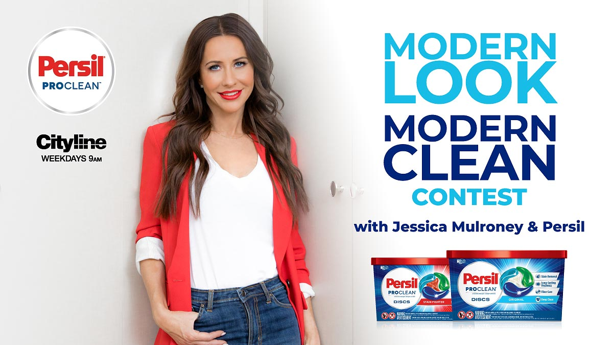 Modern Look, Modern Clean Contest! You could WIN* a trip to Toronto for a shopping spree and makeover with Jessica Mulroney worth up to $10,000. Enter now! #ad https://t.co/vrUOI9WfmM https://t.co/03y6o77HTm