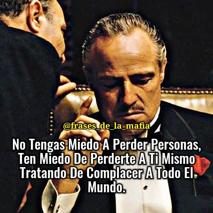 Frases De La Mafia At Lamafiafrases Twitter
