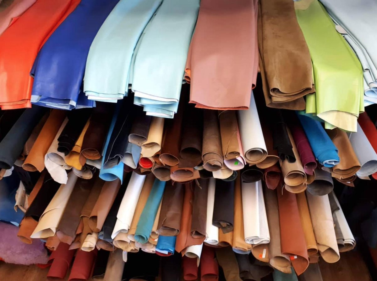 bbc6d772f2877 Spring Cleaning = MORE clearance #LeatherHides for you! Our $1.95 -  $4.95sqft Bargain Centres in all 3 branches are STOCKED w/ assorted  #ClearanceHides.