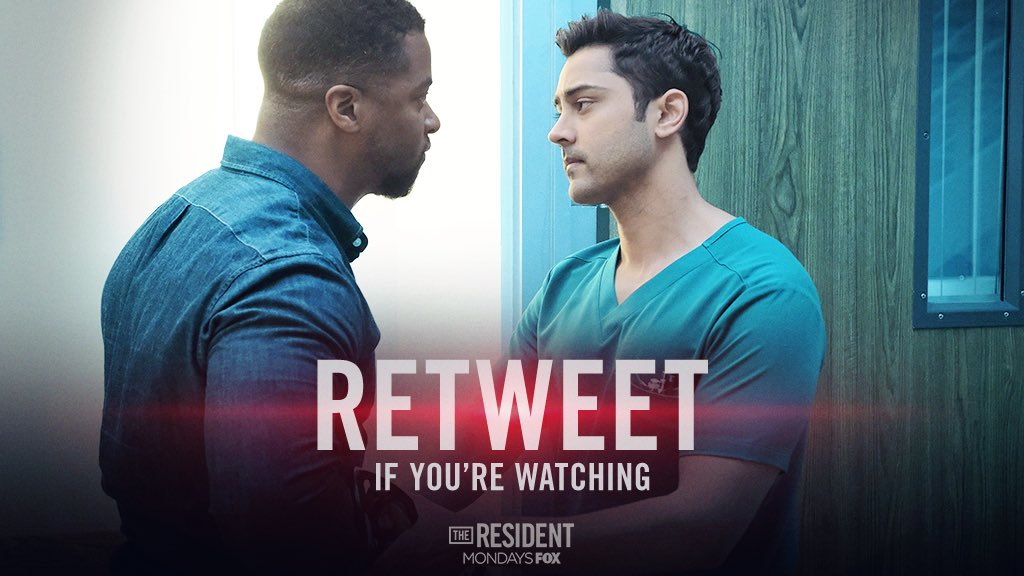 Manish Dayal's photo on #TheResident