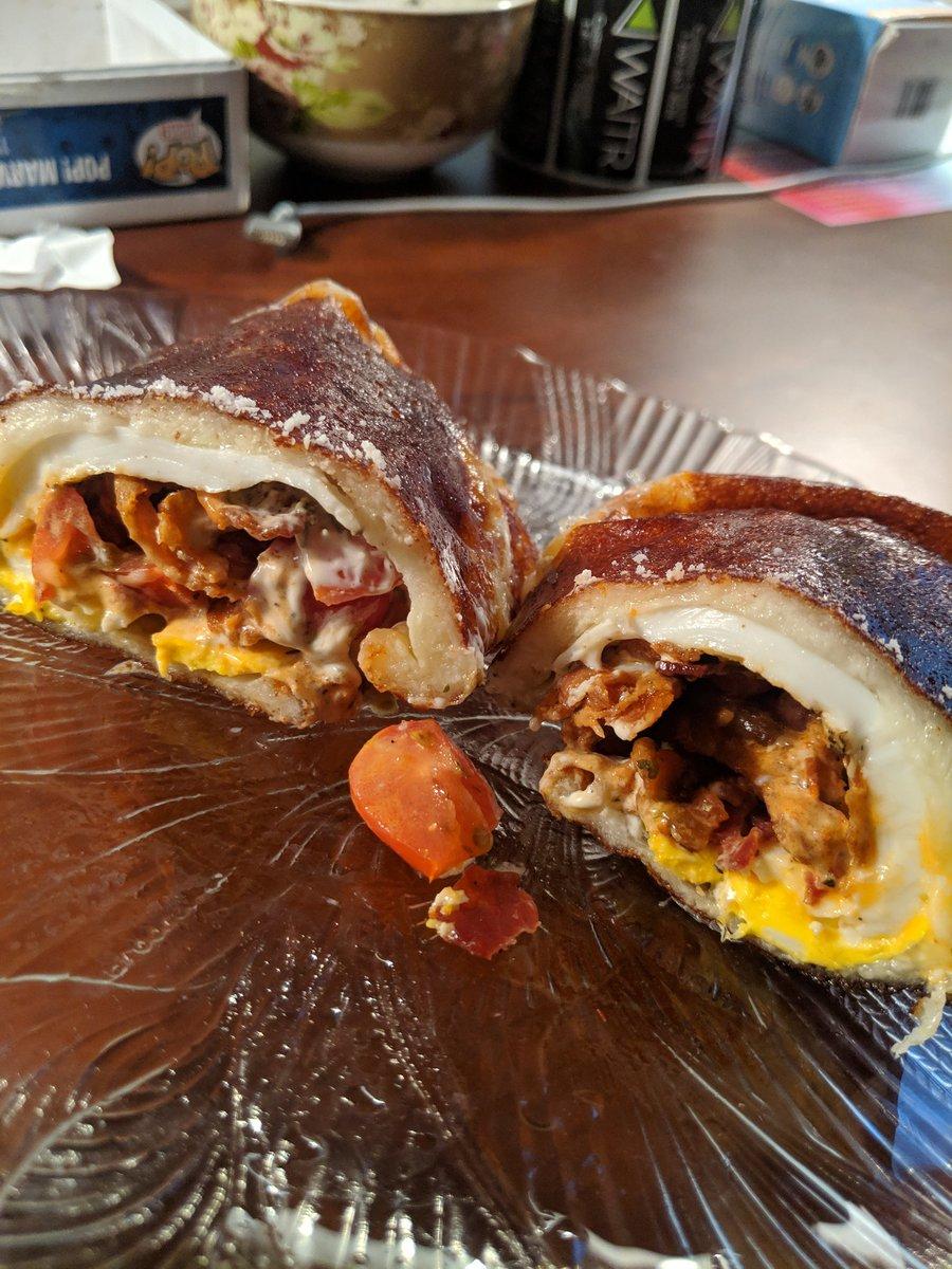 Keto breakfast burrito recipe in comments #keto #Ketogenic #recipe https://t.co/JyjtbPDLNy