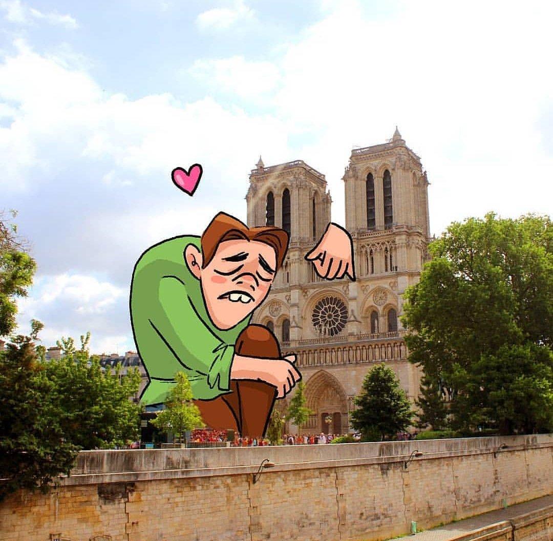 RT @Tybaldo82: #ArdeNotreDame #ardeparis #NotreDameCathedral #NotreDame https://t.co/HhfHOJfmSv