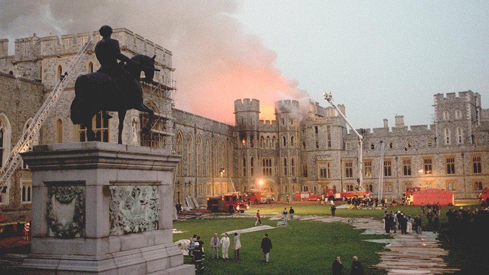 Eamonn Mallie's photo on Windsor Castle