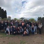 Image for the Tweet beginning: 🍕 NAPLES 2019 🍕  Geographers reaching