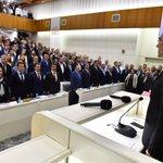 Image for the Tweet beginning: İzmir Büyükşehir Belediye Meclisimiz'in Nisan