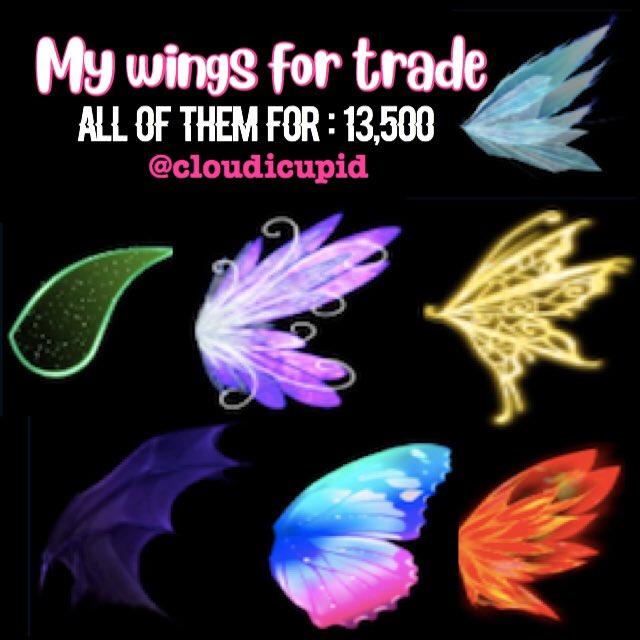 Royale High Wings