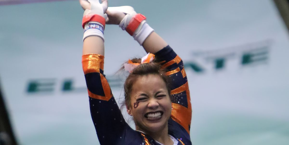 #SamanthaCerio, the Auburn gymnast who gruesomely injured both of her legs, will make a full #recovery!   https:// bit.ly/2VAj7SP  &nbsp;  <br>http://pic.twitter.com/3eCRJvVQJO